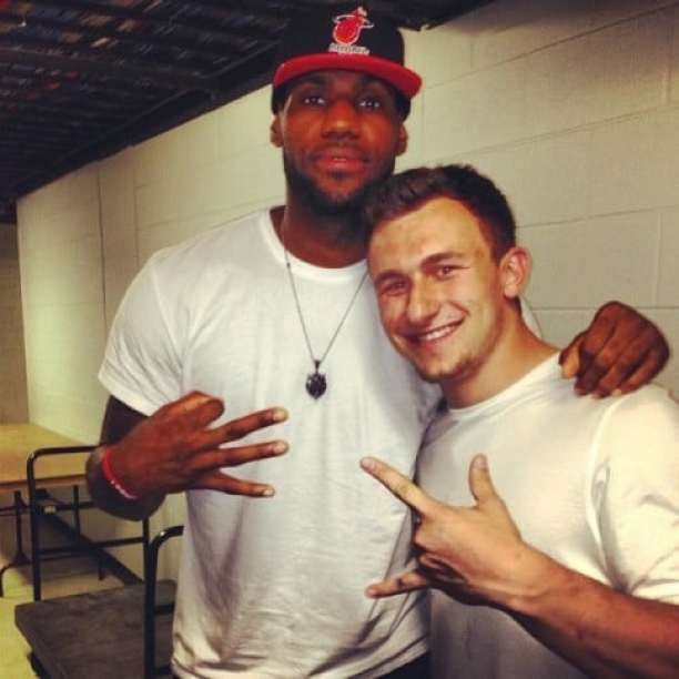 johnny-manziel-lebron-james