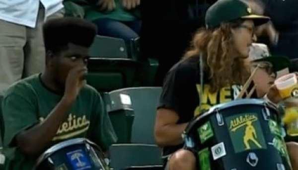 athletics-fan