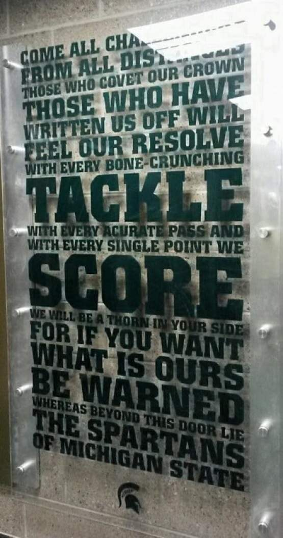 michigan-state-motivational-sign