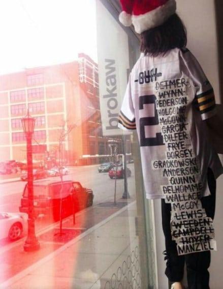 browns quarterback jersey