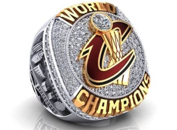 Cavaliers Replica Title Rings Available Cost Up To