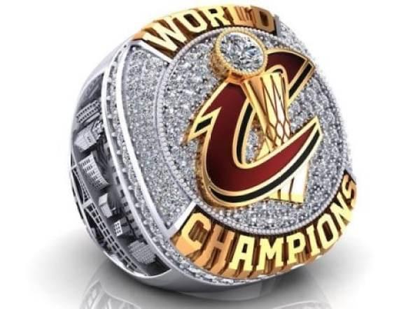 Nba Cavaliers Ring Replica