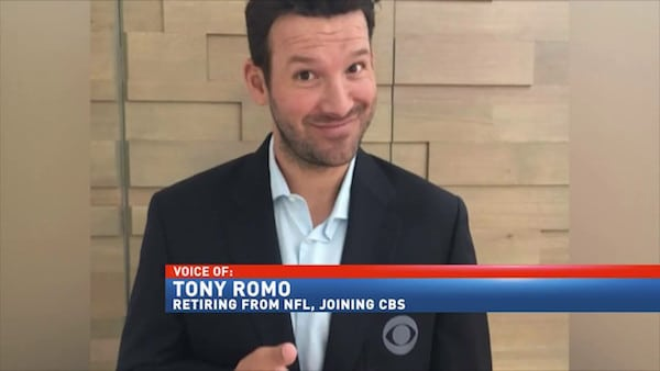 Tony Romo explains how he knew it was time to retire from