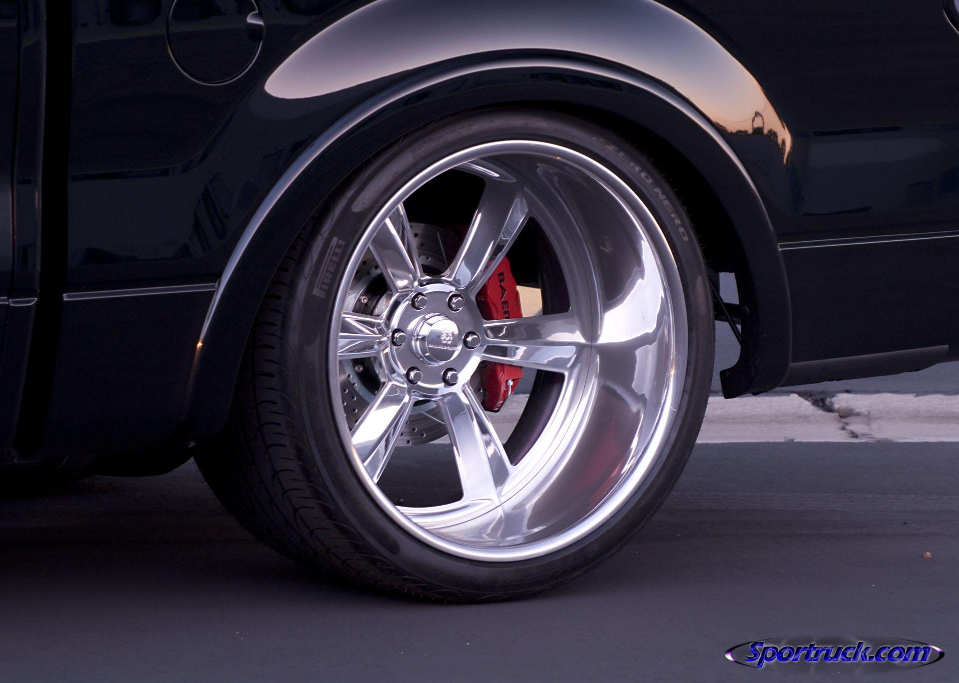 Tarmac Ford F 150 Casey Scranton CGS Performance