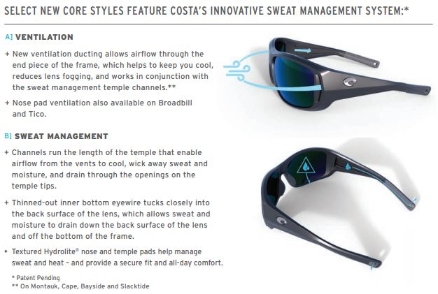 6d2e9e99d545 Costa Sunglasses Buyers Guide: Everything You Need to Know   SportRx