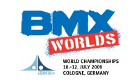 BMX Worlds 2009 in Köln