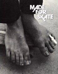 Buch Made for Skate
