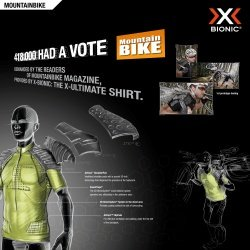 Bionic X Ultimate Shirt by trademarkpr