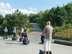 Segway by picasa, Mathias