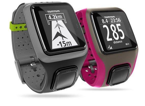 TomTom Sports GPS Uhren
