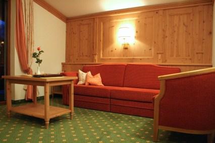 Hotelzimmer Hotel Almhof
