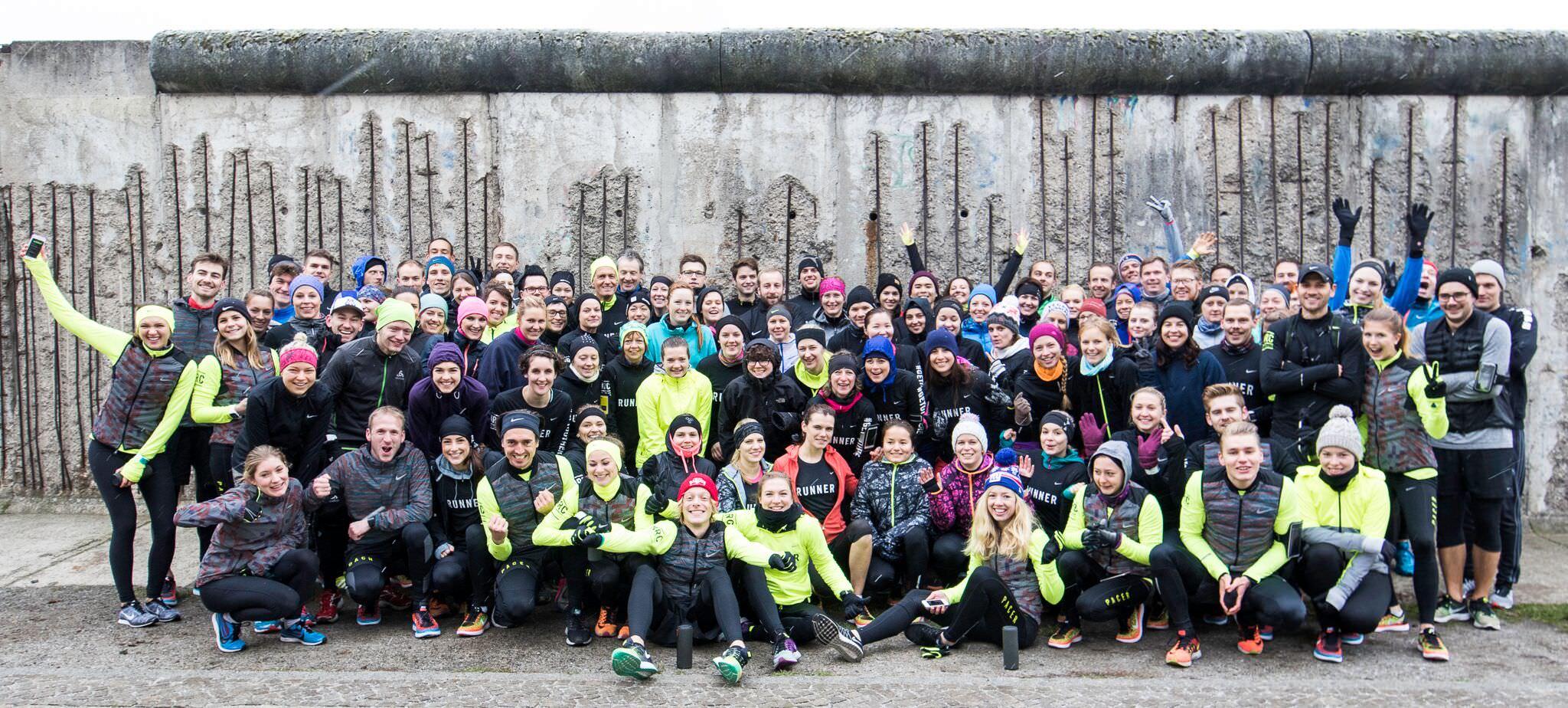 Nike Free RN Distance Test Erfahrungen sammeln beim NRC
