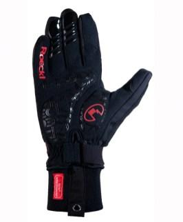 Roeckl-Rebelva-Winter-Fahrradhandschuh-Rot-Schwarz
