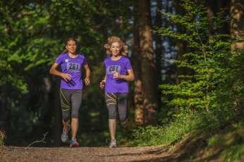 Kathrine Switzer running_Photo Credit Horst von Bohlen