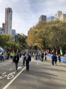 new-york-marathon-zielzone-samstag