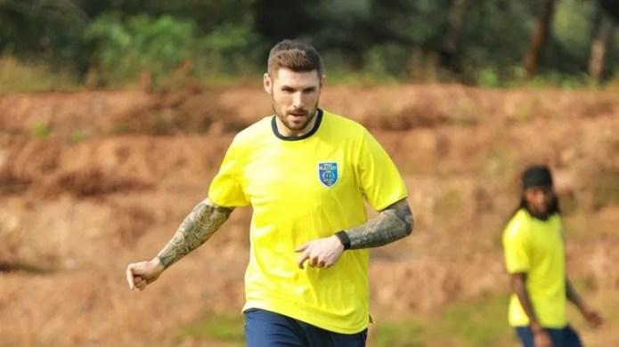 Gary Hooper is Kerala Blasters FC's newest sharp shooter in ISL 2020/21
