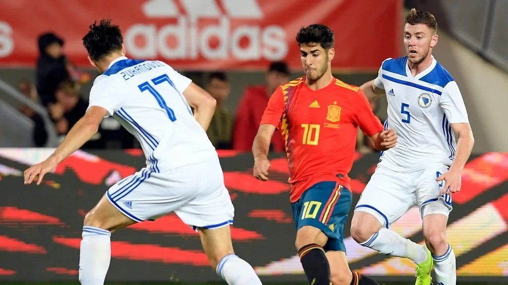 Spain football squad for Tokyo Olympics: Six players from Euro 2020 make  the cut