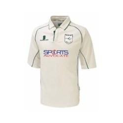 Barrow Town CC 3/4 Sleeve Shirt