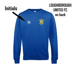 Loughborough United FC Sweatshirt