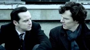 Sherlock-Moriarty
