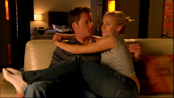 Duncan Kane and Veronica Mars