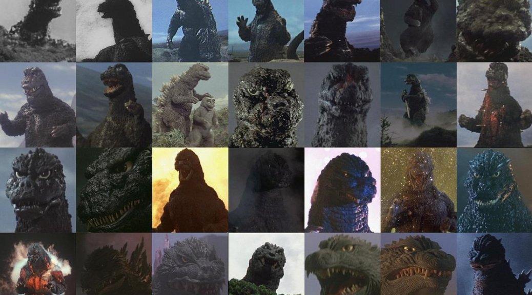 Godzilla's Appearance - SportsAlcohol.com