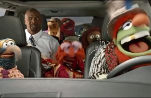 muppets van