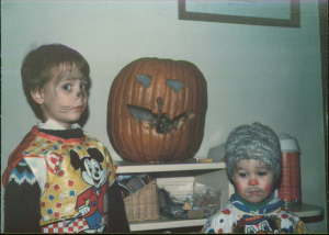 Sad Halloween