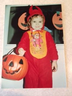 Sara Batkie Halloween