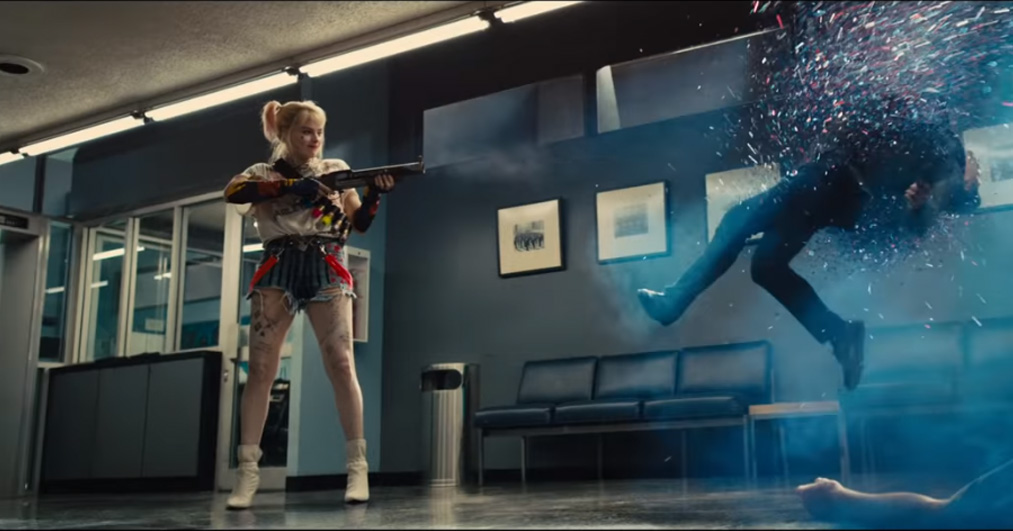 Birds Of Prey And The Dc Movie Visual Aesthetic Sportsalcohol Com