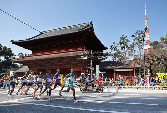 Maratón de Tokio 2017