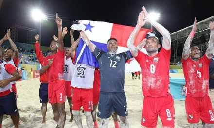 Panamá fútbol playa