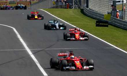 Fórmula 1, un mundial al rojo vivo