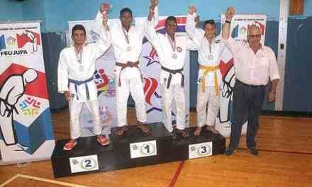 Nuevos campeones de Judo