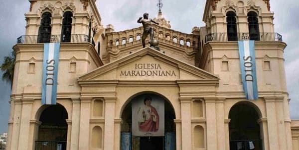 "Image result for Iglesia Maradoniana"""