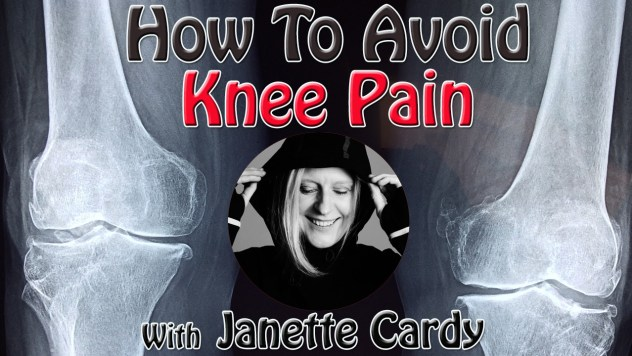 How To Avoid Knee Pain
