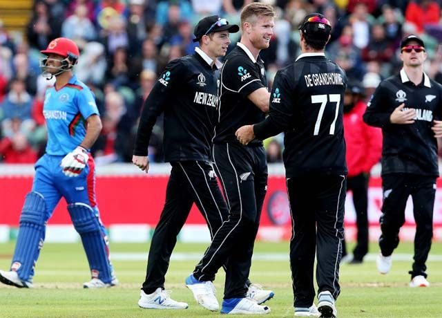 NZ vs AFG - cwc19 - cricket world cup 2019