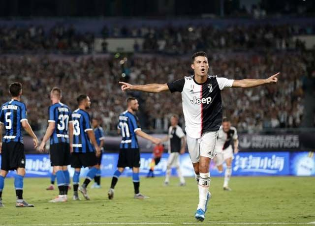 ICC 2019: Juventus defeated Inter Milan in Penalties