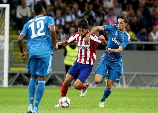 Atletico Madrid - Joao Felix