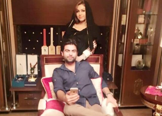 ahmed shehzad wife sana murad