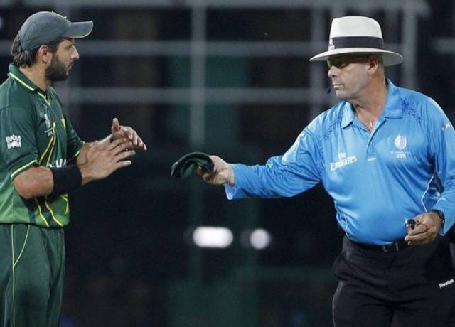This is the strictest umpire in the cricket world