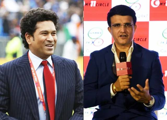 Ganguly was scared of Sachin's habit