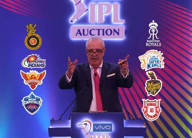 IPL 2020 Auction Live - Who will become the biggest millionaire