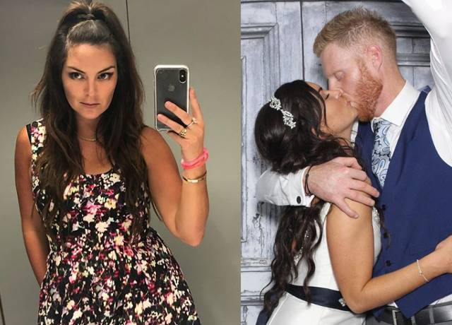 England all-rounder ben stokes girlfriend is beautiful, See Pictures