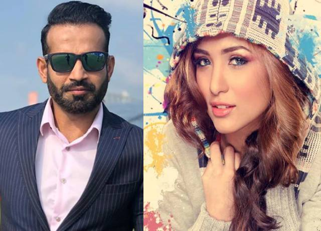 Irfan Pathan's wife Safa Baig is very beautiful