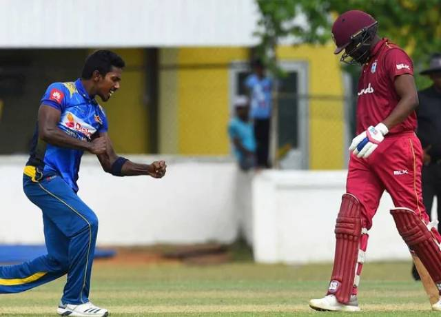 SL vs WI, 1st ODI - Live Cricket Score & Streaming