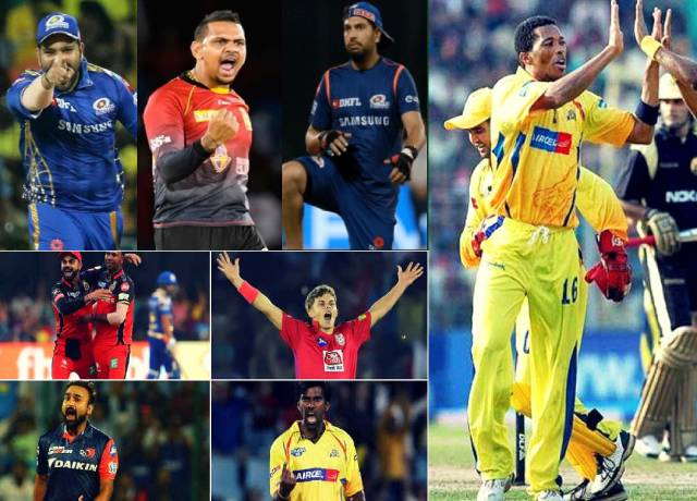 List of players who have Hat-tricks in IPL