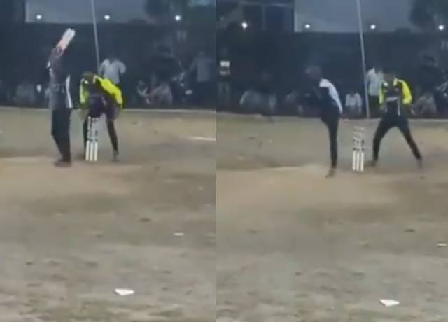 Kohli, Dhoni, and Pant got the challenge of playing this village shot in IPL