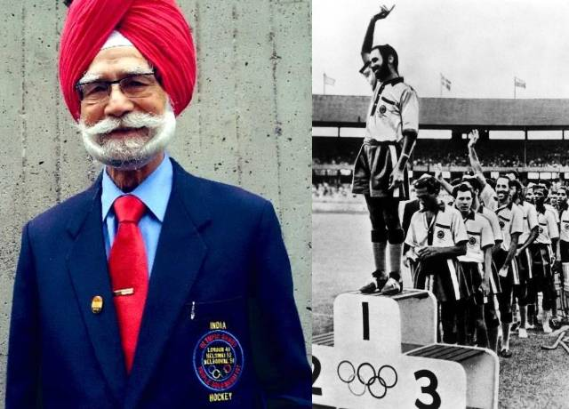 3-time Olympic Gold Medalist Hockey legend Balbir Singh Sr passed away