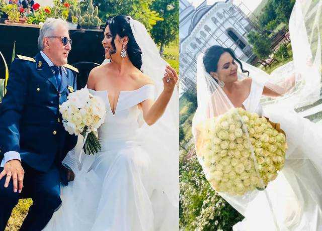 Tennis star Ilie Nastase get married for 5th time with 30 year younger lady at age 73